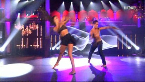 Voici les 1ères images de l'émission de danse de W9 (2) - Regardez