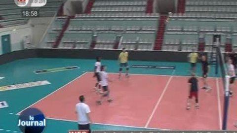 Volley: Tours - Poitiers (l'avant-match)