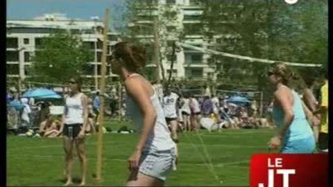Volley : le traditionnel tournoi de Pentecôte (Annecy)