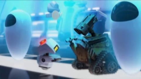 Wall-E - Extrait 5