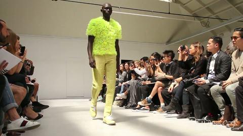 Walter Van Beirendonck - Paris Fashion Week - SS 2012