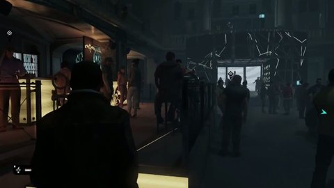 Watch Dogs - E3 2012 Demo - FR - PS3 Xbox360 PC.mp4