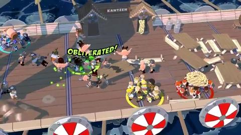 When Vikings Attack - Gamescom 2012 Trailer - PS3 PS Vita-1.mp4