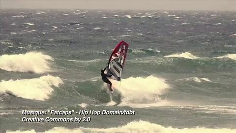 Windsurf PWA Pozo 2012 : Philip Köster met la fessée à Victor Fernandez