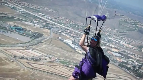 Le wingsuit, une discipline entre grand frisson et poésie