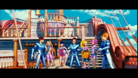 Winx Club 3D : l'aventure magique - Bande annonce