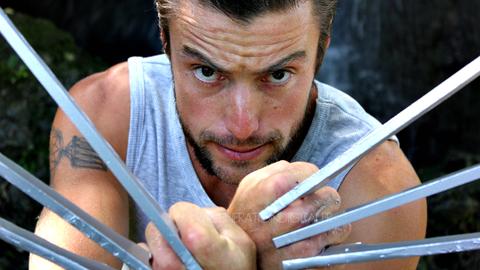 Wolverine ( best cosplay )
