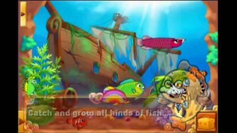 Wonder Fish - Teaser Trailer - iOS.flv