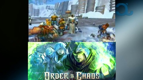 World of Warcraft vs Order & Chaos Online