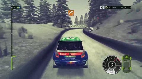 WRC2 - Showroom 1/3 - PS3 Xbox360 PC