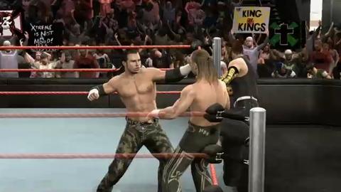 WWE Smackdown VS Raw 2009 - Trailer - E3 2008 - Xbox360/PS3