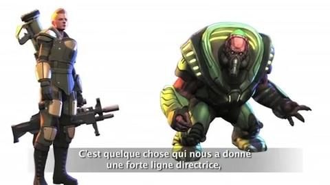 XCOM Enemy Unknown : Art trailer (Dev diary)