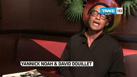 Yannick Noah répond à David Douillet