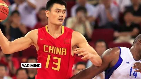 Yao Ming sort son vin