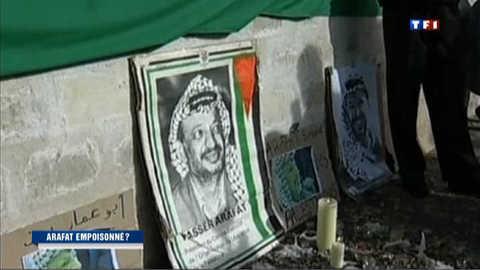 Yasser Arafat a t-il été empoisonné ?