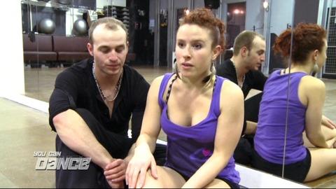 You Can Dance : Alison et Morgan préparent leur chorégraphie
