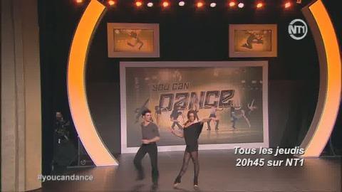 You Can Dance : Armelle et Fabio présentent la choré imposée au jury