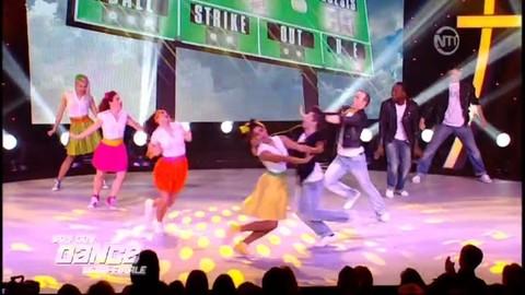 You Can Dance : Choré de groupe sur Grease