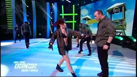 You Can Dance : Choré de groupe sur Madonna