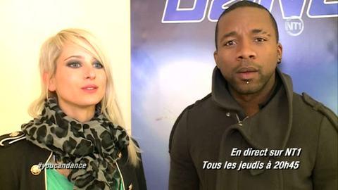 You Can Dance : Interview de Maëlle et Thomas