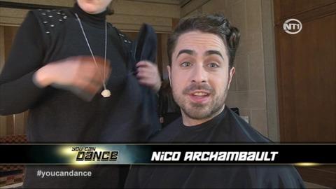 You Can Dance : Interview de Nico Archambault