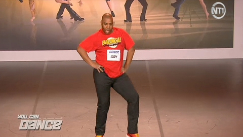 You Can Dance : Rodrigue danse comme Beyonce