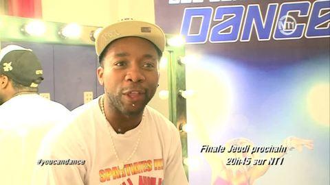 You can dance - Thomas va tout donner en finale