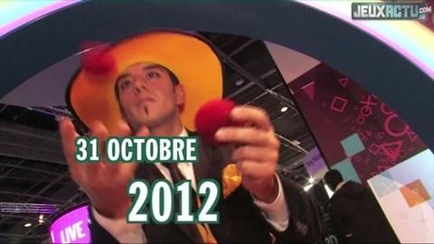 Zap Actu N°256 -  l'actu du Jeu Vidéo (04/07/2012)