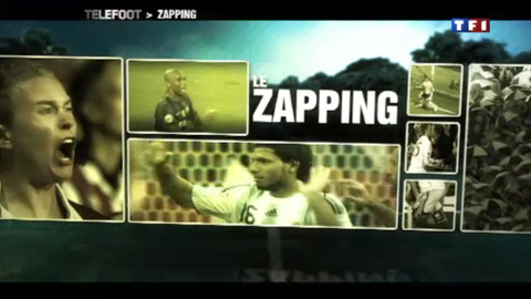 Le Zapping de Telefoot du dimanche 27 février 2011 (27/02/2011)