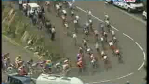 Zapping Tour de France (15eme étape)