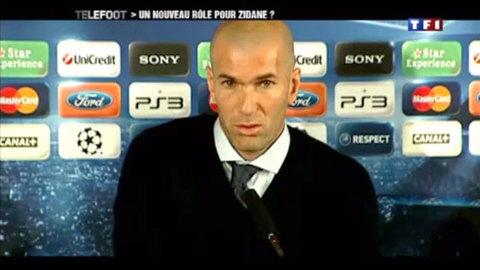 Zidane, nouveau directeur sportif du Real Madrid ? (29/05/2011)