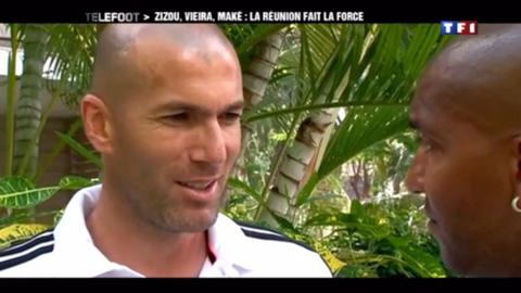 Zidane, Vieira, Makélélé : la réunion fait la force (27/05/2012)